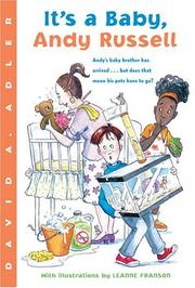 Cover of: It's a baby, Andy Russell | David A. Adler