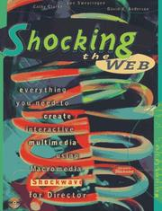 Cover of: Shocking the Web | Cathy Clarke