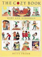 Cover of: The cozy book | Mary Ann Hoberman