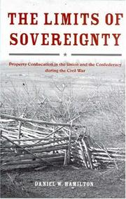 Cover of: The Limits of Sovereignty | Daniel W. Hamilton