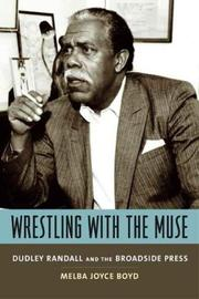 Cover of: Wrestling with the Muse | Melba Joyce Boyd