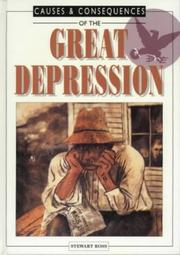 Cover of: The Great Depression (Causes and Consequences) by Ross, Stewart.