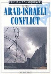 Cover of: Arab-Israeli Conflict (Causes & Consequences) | Ross, Stewart.