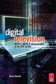Cover of: Digital Television | Herve Benoit