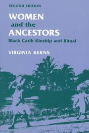 Cover of: Women and the ancestors by Virginia Kerns