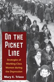 Cover of: On the Picket Line by Mary Triece