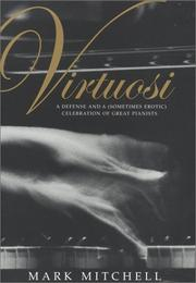 Cover of: Virtuosi | Mark Mitchell