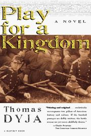 Cover of: Play for a Kingdom | Thomas Dyja