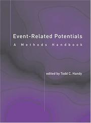 Cover of: Event-Related Potentials | Todd C. Handy