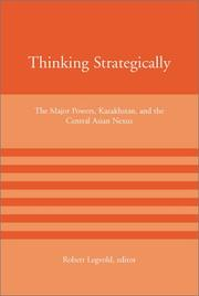 Cover of: Thinking Strategically | Robert Legvold