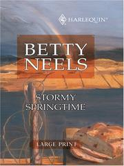 Cover of: Stormy Springtime by Betty Neels