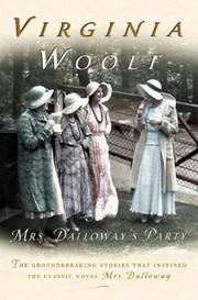 Cover of: Mrs Dalloway's party | Virginia Woolf