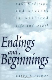 Cover of: Endings and beginnings | Larry I. Palmer