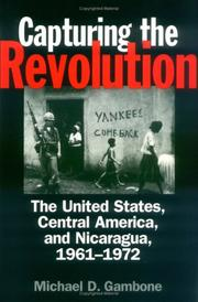 Cover of: Capturing the Revolution | Michael D. Gambone