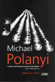 Cover of: Michael Polanyi (Gospel & Cultures) | Drusilla Scott
