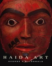 Cover of: Haida art by George Frederick MacDonald