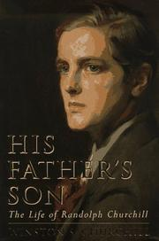 Cover of: His Father's Son | Winston S. Churchill