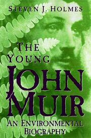 Cover of: The young John Muir | Steven J. Holmes