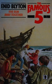 Five Run Away Together (Famous Five #3)