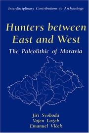 Cover of: Hunters between East and West | Svoboda, Jiří