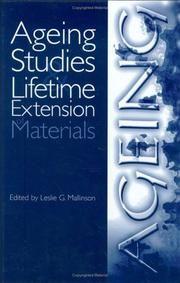 Cover of: Ageing Studies and Lifetime Extension of Materials | Les Mallinson