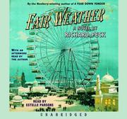 Cover of: Fair Weather | Estelle Parsons