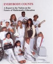Cover of: Everybody Counts by National Research Council.