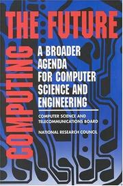 Cover of: Computing the Future by National Research Council.