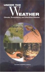 Cover of: Under the Weather by National Research Council.