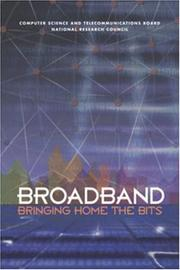 Cover of: Broadband by National Research Council.