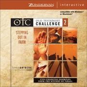 Cover of: Old Testament Challenge Volume 2: Stepping Out in Faith | John Ortberg