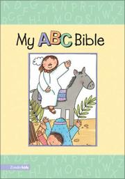 Cover of: My ABC Bible | Crystal Bowman
