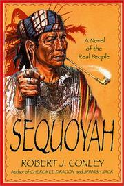 Cover of: Sequoyah | Robert J. Conley