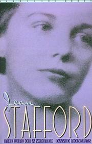 Cover of: Jean Stafford by David Roberts
