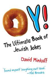 Cover of: Oy! | David Minkoff