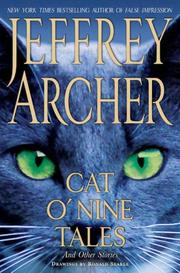Cover of: Cat O' Nine Tales | Jeffrey Archer