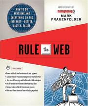 Cover of: Rule the Web by Mark Frauenfelder