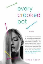 Cover of: Every crooked pot by Renee Rosen