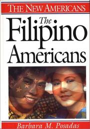 Cover of: The Filipino Americans | Barbara Mercedes Posadas