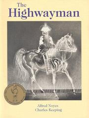 Cover of: The highwayman by Alfred Noyes