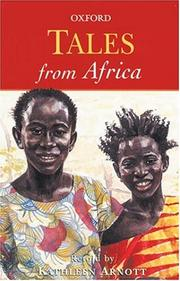Cover of: Tales from Africa | Kathleen Arnott