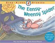 Cover of: The Eensy-Weensy Spider | Mary Ann Hoberman