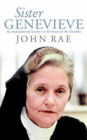 Cover of: SISTER GENEVIEVE by John. Rae