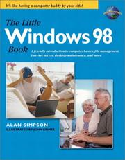 Cover of: The Little Windows 98 Book | Alan Simpson