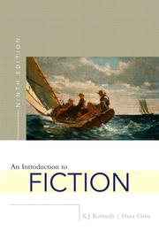 Cover of: Introduction to Fiction by Dana Gioia