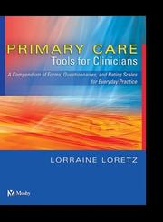 Cover of: Primary Care Tools for Clinicians | Lorraine Loretz