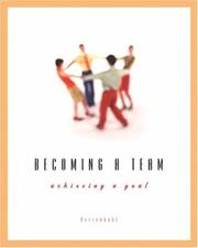 Cover of: Becoming a Team | Roy C. Herrenkohl
