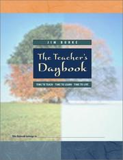 Cover of: The Teachers Daybook | Jim Burke