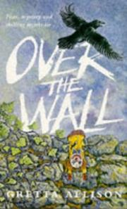 Cover of: Over the Wall | Margrett Allison