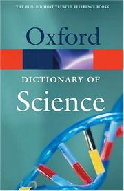 Cover of: A Dictionary of Science | John Daintith